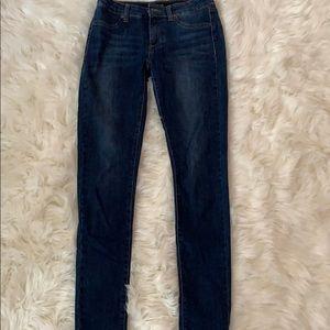 Dark Wash Skinny Jeans